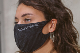 MOOST Wanted Mask Washed Black