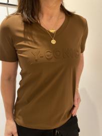 T-Shirt Shantionea Tobacco