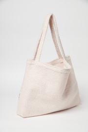 Bouclé Mom-Bag