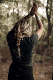 Serpent T-shirt Black