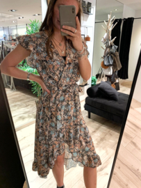 Ruffle Dress Summer Flower 2020