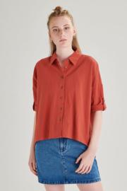 Shirt 30221a Rust