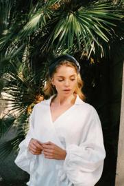 Bandeau Romee - Grey Velvet