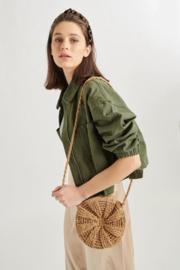 Jacket Olive 90298
