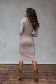Seanna Dress Beige
