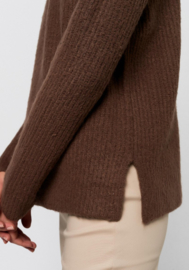 Marielle Knit Brown