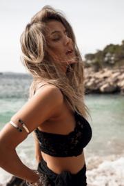 Linde Bralette Black