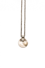 Royal Coin Necklace - 70cm