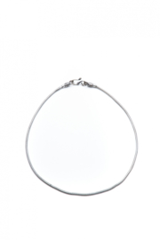 Alcina Necklace Silver