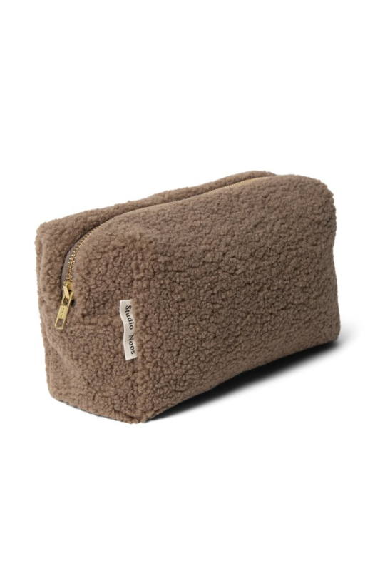 Chunky Pouch Brown