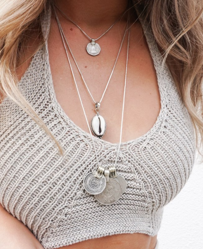 Knitted Bralette 9076