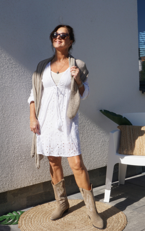 Dress Broderie 57911-0101