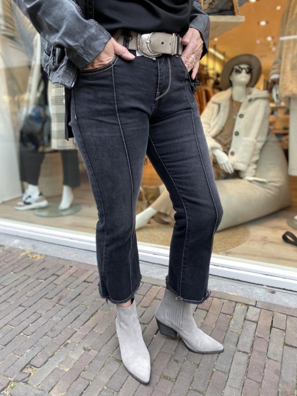Jeans P0J2CN9Q1U Nero Denim