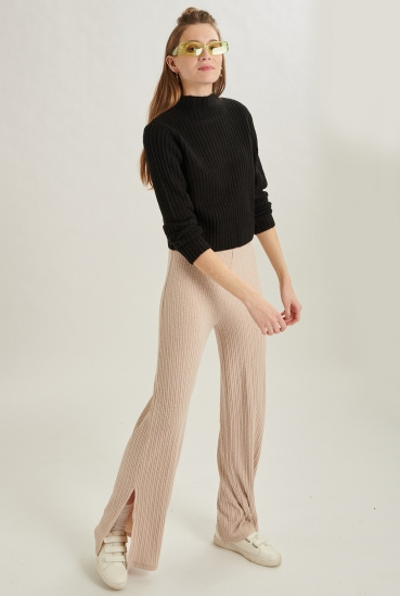 Wide Pants Beige 60497