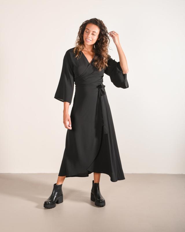 Maci Maxi Skirt Black