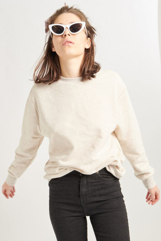 Oversized Sweatshirt 50637c