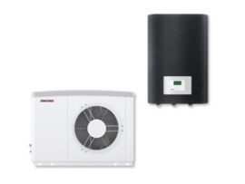 Stiebel Eltron HPA-O 3 CS Plus flex Set S