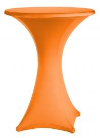 Stehtisch husse Festival D1 Dena Stretch, Farbe Orange 186