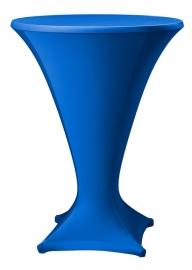 Stehtisch husse Cocktail D1 Dena Stretch, Farbe Blau - 1   191