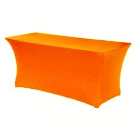 Tischhusse Symposium Rechteckig Dena Orange 127