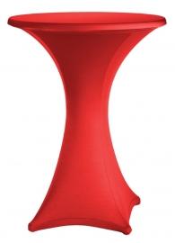 Stehtisch husse Festival D1 Dena Stretch, Farbe Rot 188