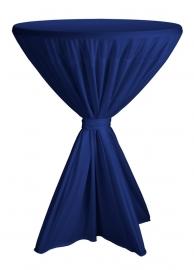 Stehtisch husse Fiesta Dena, Farbe Blau 70