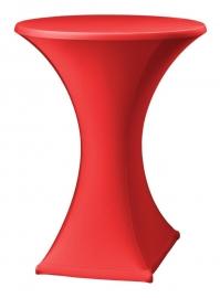 Stehtisch husse Festival D2 Dena Stretch, Farbe Rot 188