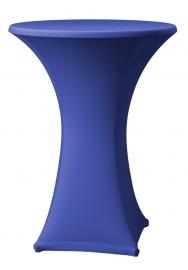 Stehtisch husse Samba D1 Dena Stretch, Farbe Blau 132