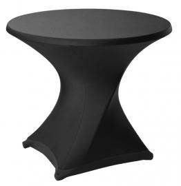 Tischhusse Delight Dena Stretch, Farbe Schwarz 201