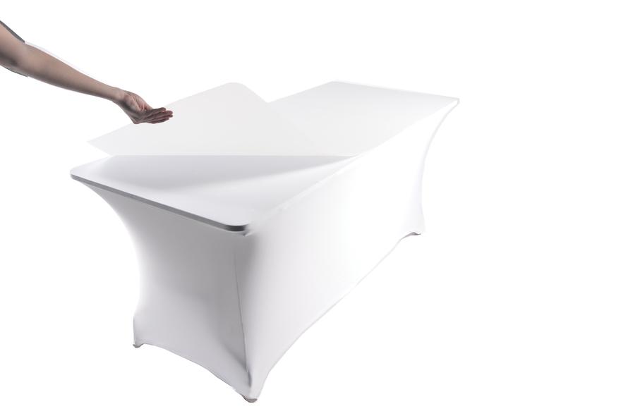 Schutzplatte Tischhussen