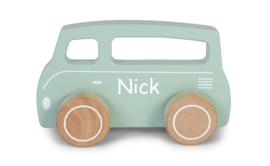 Little dutch bus met naam