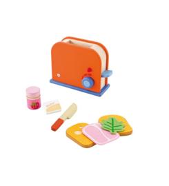 Houten toaster