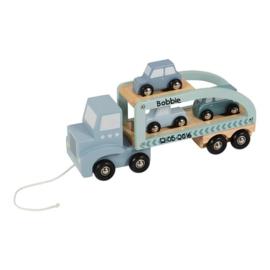 Little dutch truck met naam en geboortedatum