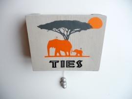 Muziekdoosje olifanten