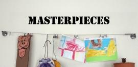 Muursticker masterpieces