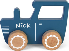 Little dutch tractor met naam NIET OP VOORRAAD