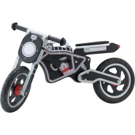 Houten loop motor