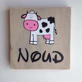 Naambord koe