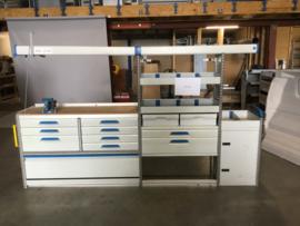 Aluminium sortimo ladenkast Rt-103