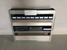 Aluminium inrichting Finnerup Bi-047