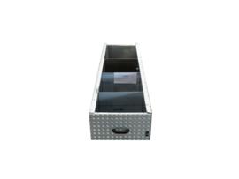 Aluminium vloerlade VL-033 tot 250 kg draagvermogen