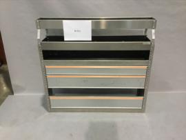 Aluminium ladenkast Finnerup Bi-011