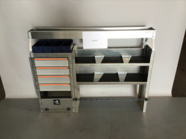 Aluminium inrichting Finnerup Bi-027