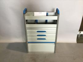 Aluminium ladenkast Sortimo Rt-080