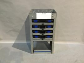 Aluminium kofferkast Du-003