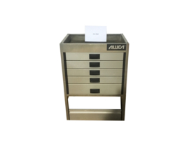 Aluminium ladenkast Cu-032