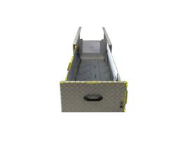 Aluminium Vloerlade zgan tot 250kg draagvermogen VL-028