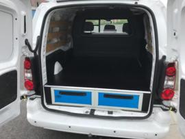 Vloerladen in Berlingo/Caddy/ Kangoo/ Citan /Expert