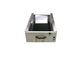 Aluminium vloerlade VL-042 tot 250 kg draagvermogen
