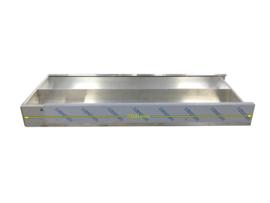 Aluminium Vloerlade zgan tot 250kg draagvermogen VL-032